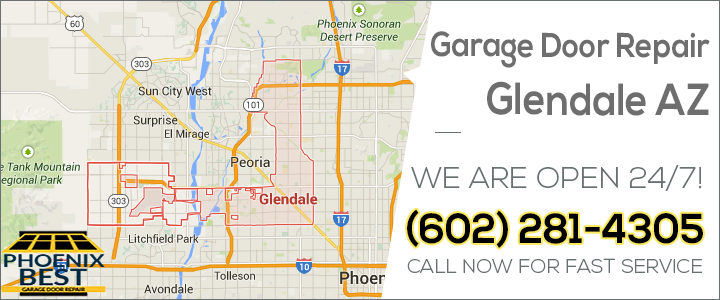 Garage Door Repair Glendale Az Pro Garage Door Service