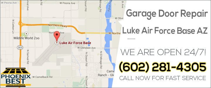 Luke Air Force Base AZ